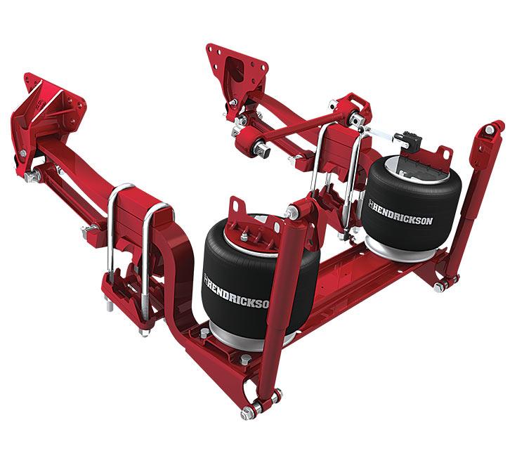 HAS | Hendrickson Bus Single-Axle Rear Air Suspension